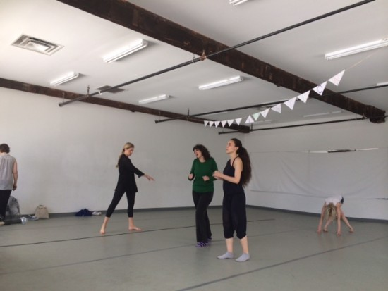 The Bureau for the Future of Choreography, Take 1