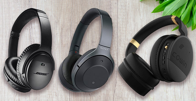 10 Best Noise Cancelling Headphones Review 2019