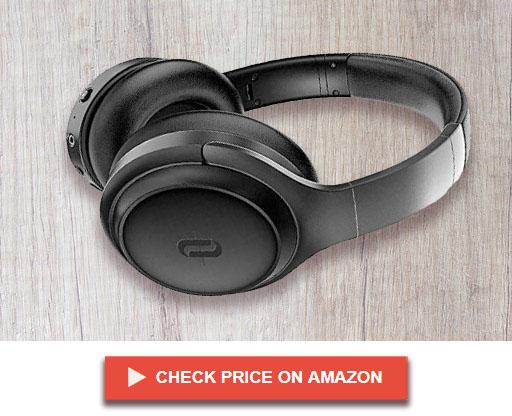 TaoTronics active noise cancellation headphone