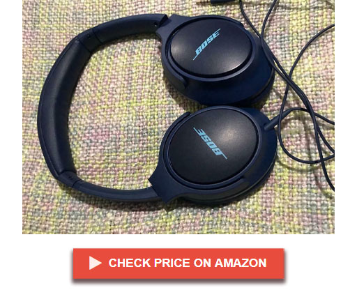 Bose SoundTrue around-ear headphones for Android devices