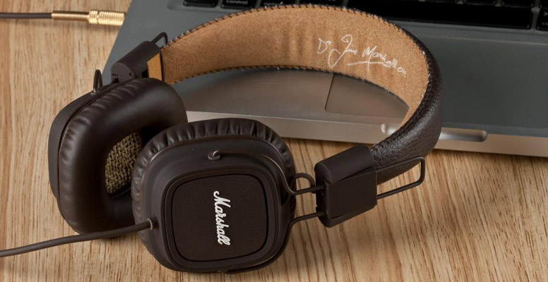Marshall Headphones Review
