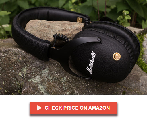 Marshall Monitor Wireless Bluetooth Headphones