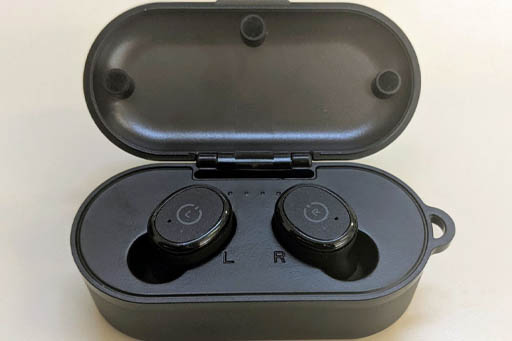 TOZO T10 Bluetooth Wireless earbuds with case
